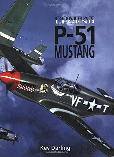 9781840373578: P-51 Mustang (Combat Legends)