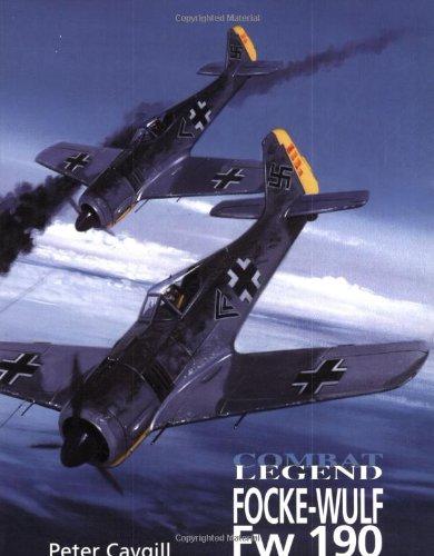 Focke-Wulf Fw 190 (Combat Legends) (1840373660) by Caygill, Peter