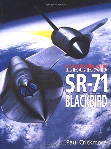 9781840373820: SR-71 Blackbird (Combat Legends)