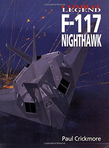 9781840373943: F-117 Nighthawk (Combat Legend)