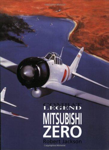 9781840373981: Mitsubishi Zero (Combat Legend)