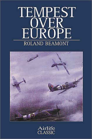 9781840374339: Tempest Over Europe (Airlife's Classics)