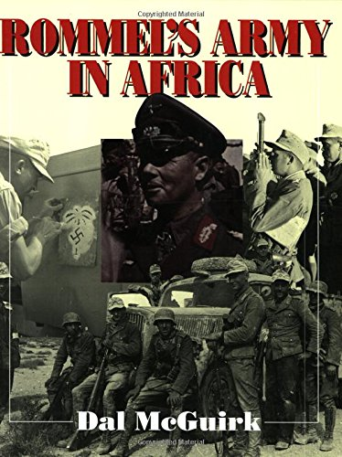 9781840374384: Rommel's Army in Africa