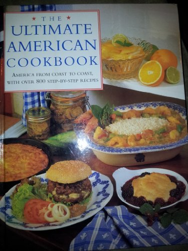 9781840381092: THE ULTIMATE AMERICAN COOKBOOK