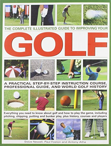 9781840382549: Comp Illus Gde to Improving Your Golf