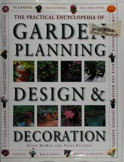 9781840382891: The Practical Encyclopedia of Garden Planning Design and Decoration