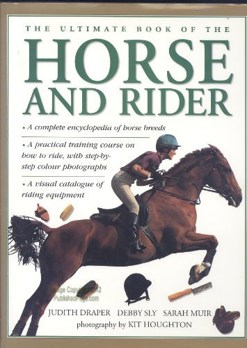 9781840384284: The Ultimate Book of the Horse and Rider