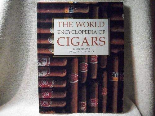 9781840384475: The world encyclopedia of cigars