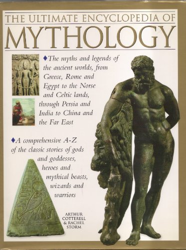 9781840385168: Ultimate Encyclopaedia Mythology