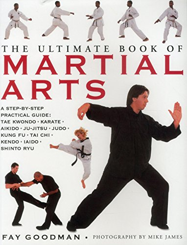 9781840385250: The Ultimate Book of Martial Arts