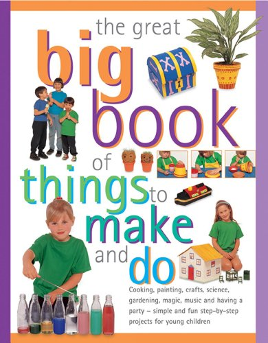 9781840385526: Great Big Book of Things to Make and Do