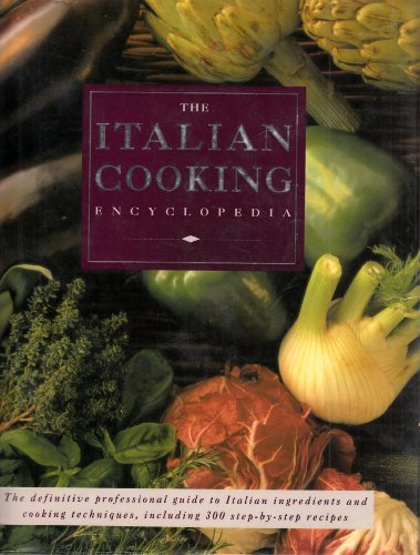 9781840386318: The Italian Cooking Encyclopedia