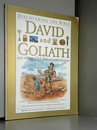 9781840386608: David and Goliath and Other Old Testament St