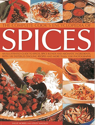 9781840388183: Complete Cook's Encyclopedia of Spices