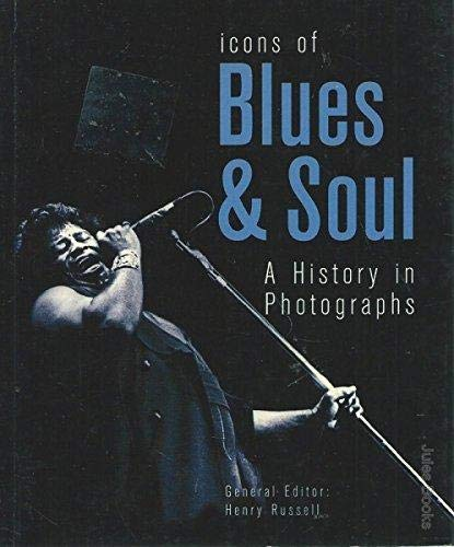 9781840441437: Icons Of Blues & Soul -