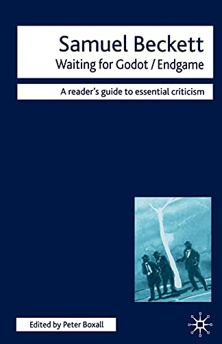 9781840460827: Samuel Beckett - Waiting for Godot/Endgame (Readers' Guides to Essential Criticism)
