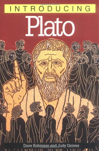 Introducing Plato.: Robinson, Dave und Groves, Judy.