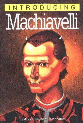 9781840461169: Introducing Machiavelli