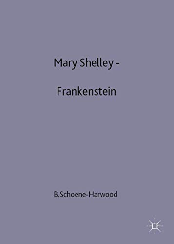 9781840461343: Mary Shelley - Frankenstein (Readers' Guides to Essential Criticism)