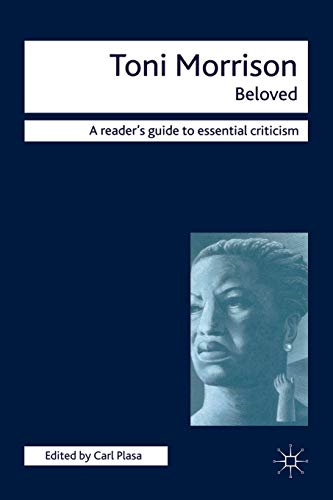 9781840461381: Toni Morrison - Beloved (Readers' Guides to Essential Criticism)