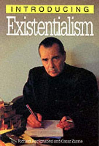 9781840462661: Introducing Existentialism: A Graphic Guide
