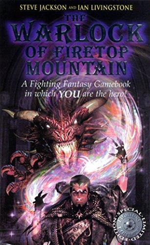 9781840463873: The Warlock of Firetop Mountain (Fighting Fantasy)