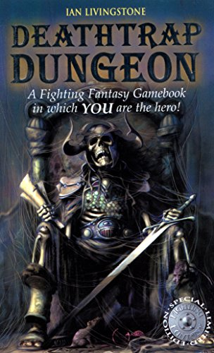 Deathtrap Dungeon (Fighting Fantasy): Livingstone, Ian