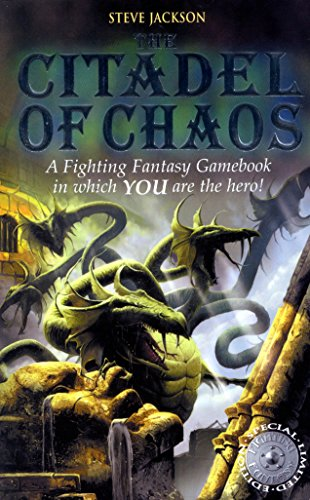 9781840463897: The Citadel of Chaos (Fighting Fantasy)