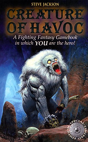 9781840463910: Creature of Havoc (Fighting Fantasy)