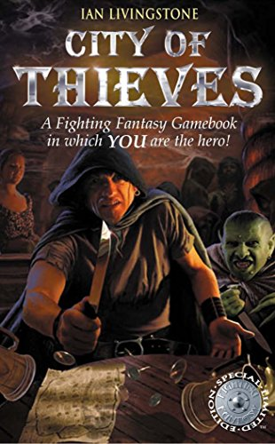 City of Thieves (Fighting Fantasy): Livingstone, Ian