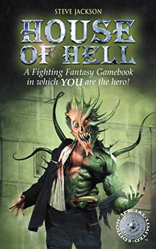9781840464177: House of Hell (Fighting Fantasy)