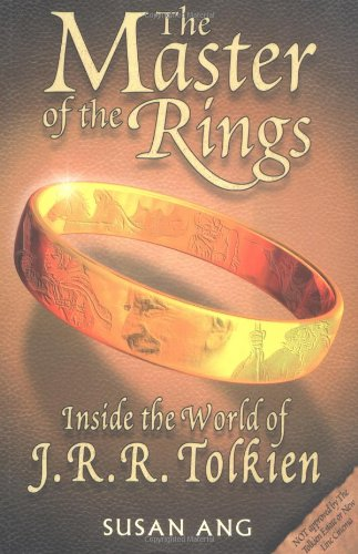 9781840464238: Master of The Rings: Inside the World of J.R.R. Tolkien