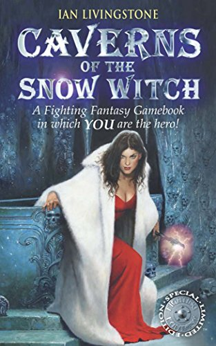 9781840464320: Caverns of the Snow Witch (Fighting Fantasy)