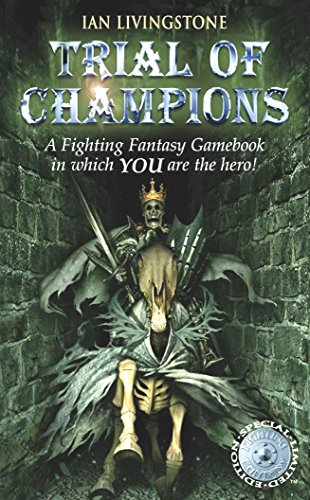 9781840464344: Trial of Champions (Fighting Fantasy)