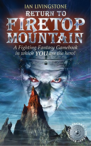 9781840464818: Return to Firetop Mountain (Fighting Fantasy)