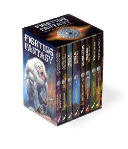 Fighting Fantasy Box Set: Gamebooks 1-8 (Warlock: Livingstone, Ian