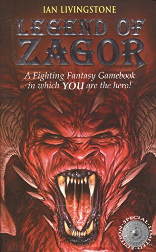 9781840465518: Legend of Zagor: Fighting Fantasy #20