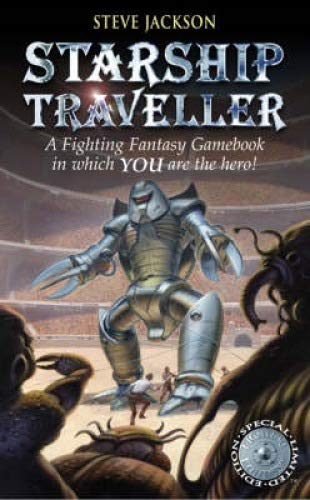 9781840465525: Starship Traveller: 22 (Fighting Fantasy)