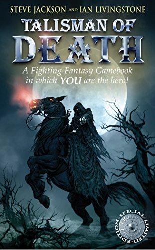 Talisman of Death (Fighting Fantasy): Jackson, Steve and
