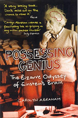 9781840466256: Possessing Genius: The Bizarre Odyssey of Einstein's Brain