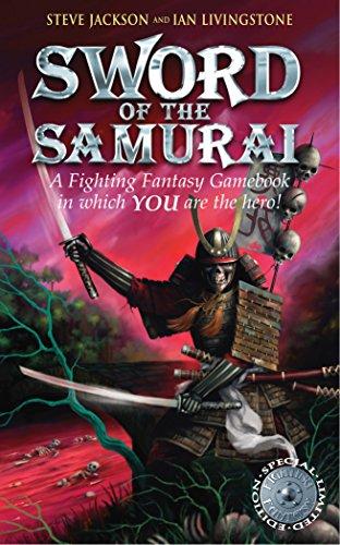 Sword of the Samurai: Jackson, Steve