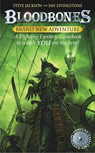 9781840467659: Bloodbones (Fighting Fantasy)