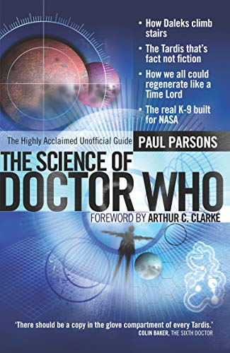 9781840467918: Science of Doctor Who