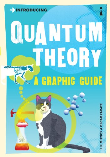 9781840468502: Introducing Quantum Theory: Graphic Design