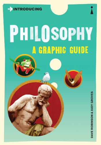9781840468533: Introducing Philosophy: A Graphic Guide