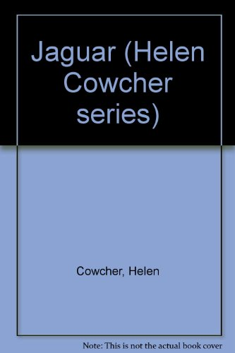 9781840590142: Jaguar (Helen Cowcher series)