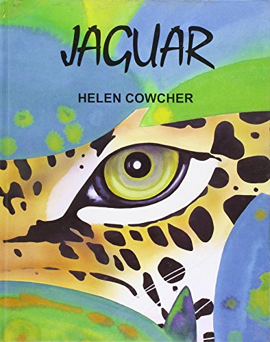 9781840590159: Jaguar (Helen Cowcher Series) (Turkish Edition)