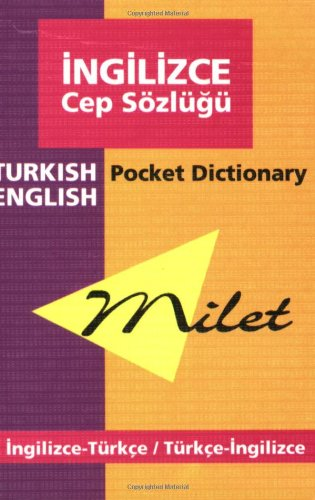 MILET POCKET DICTIONARY (Turkish-English): Turkish-English, English-Turkish (Milet: Orhan B Dogan