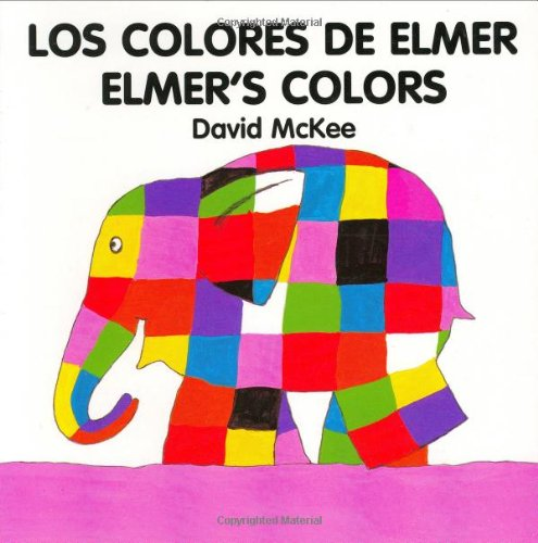 Elmer's Colours: McKee, David