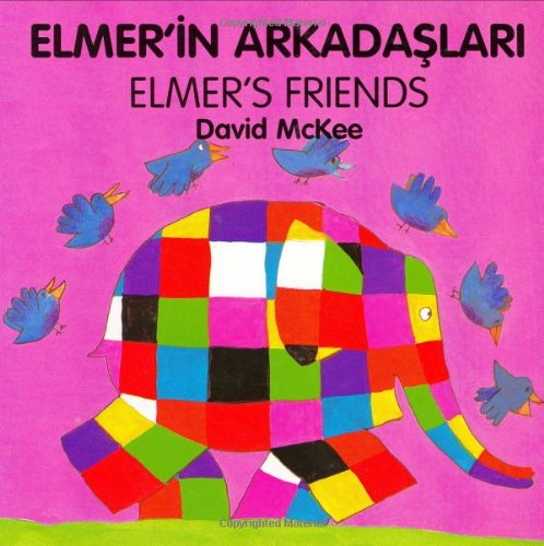 9781840590739: Elmer's Friends (turkish-english)